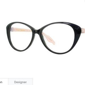 Vinyl Factory Welch Eyeglasses Black & Pink